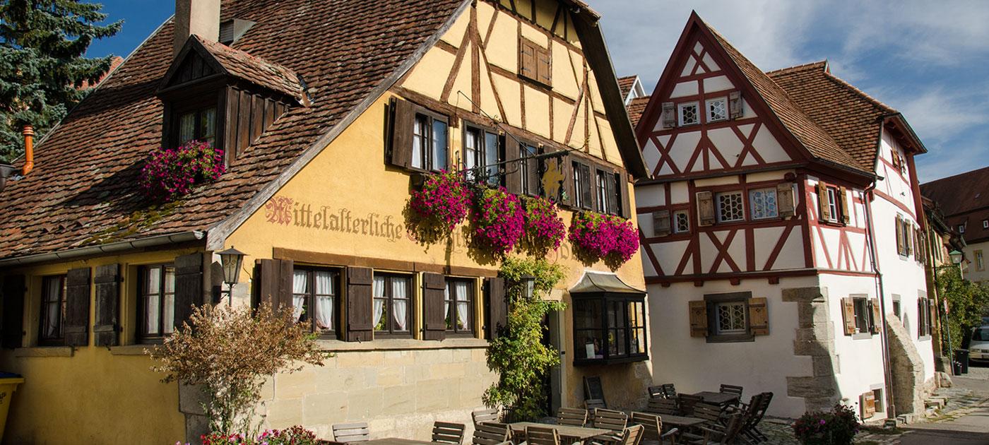 Rothenbug's oldest house